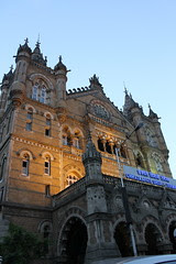 Chhatrapati Shivaji Terminus Mumbai by firoze shakir photographerno1