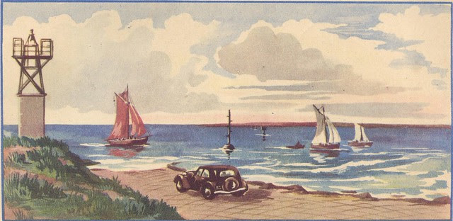 noirmoutier marée haute