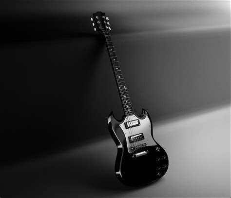 Gibson Guitar Wallpaper HD   WallpaperSafari