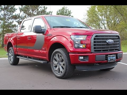 eau claire ford lincoln quick lane nice news 2016 ford f. Black Bedroom Furniture Sets. Home Design Ideas
