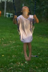 Olivia Swinging