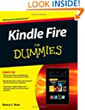 Kindle Fire for Dummies by Nancy C. Muir book cover