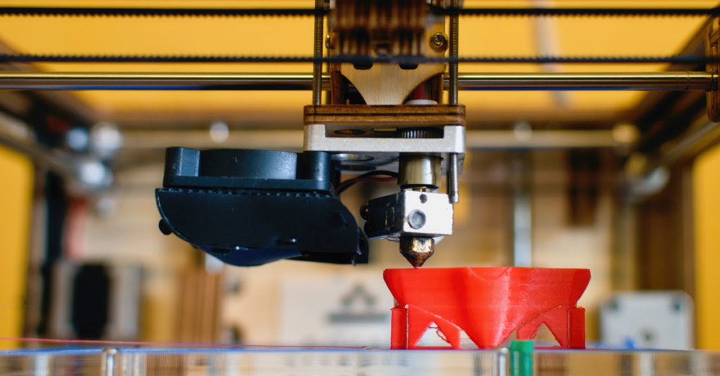 What does 3D printing have to do with sustainability?
