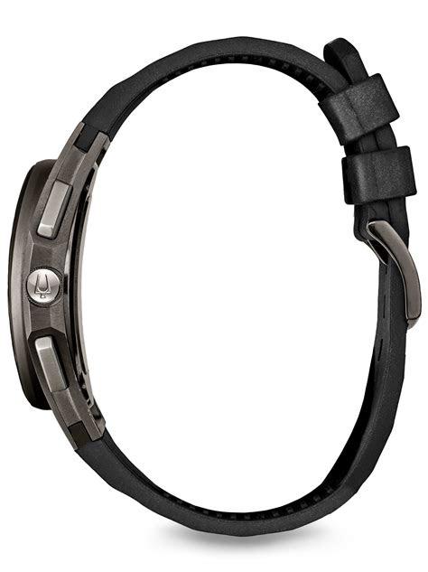 bulova  mens curv chronograph  contempo jewelers