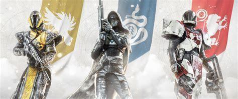 Destiny 2 Guardians [3440x1440] : WidescreenWallpaper