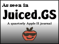 Juiced.GS — A quarterly Apple II journal