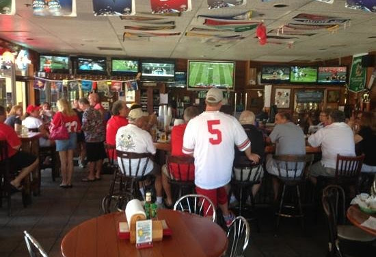 Rookies Bar And Grill Marco Island