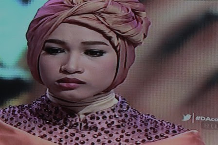 Ayo Dukung, Dua Pedangdut Rohil Masih Lolos D'Academy 4 Indosiar