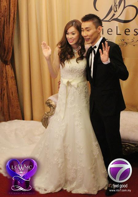 Dato' Lee Chong Wei & Wong Mew Choo