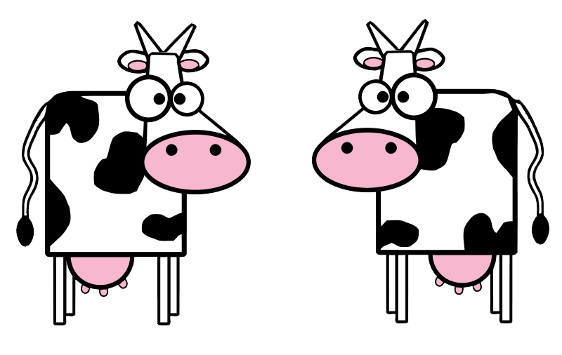 Free Free Cow, Download Free Clip Art, Free Clip Art on ...