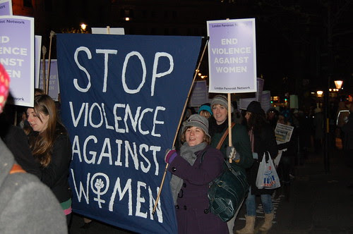 Reclaim the Night: 22.11.08