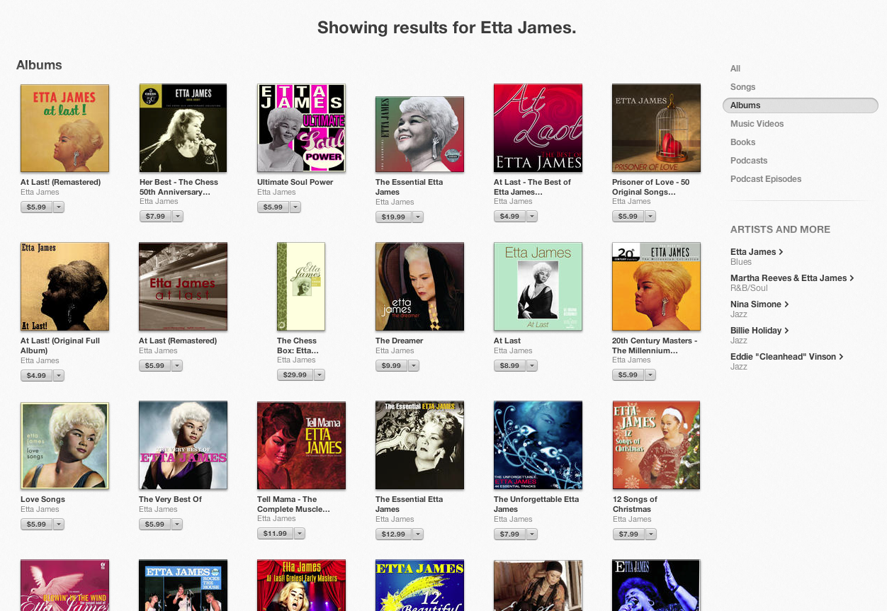 Betalogue Itunes Store Experience Not For The Music Lover