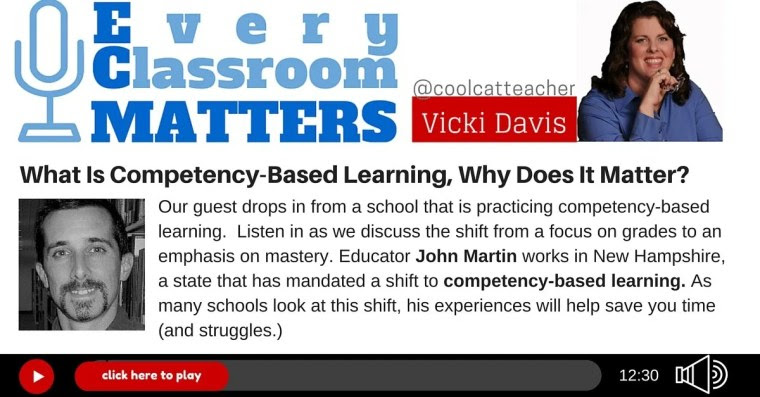 Competency-based learning John Martin