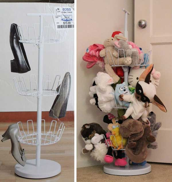 Top 28 Clever Diy Ways To Organize Kids Stuffed Toys Amazing Diy