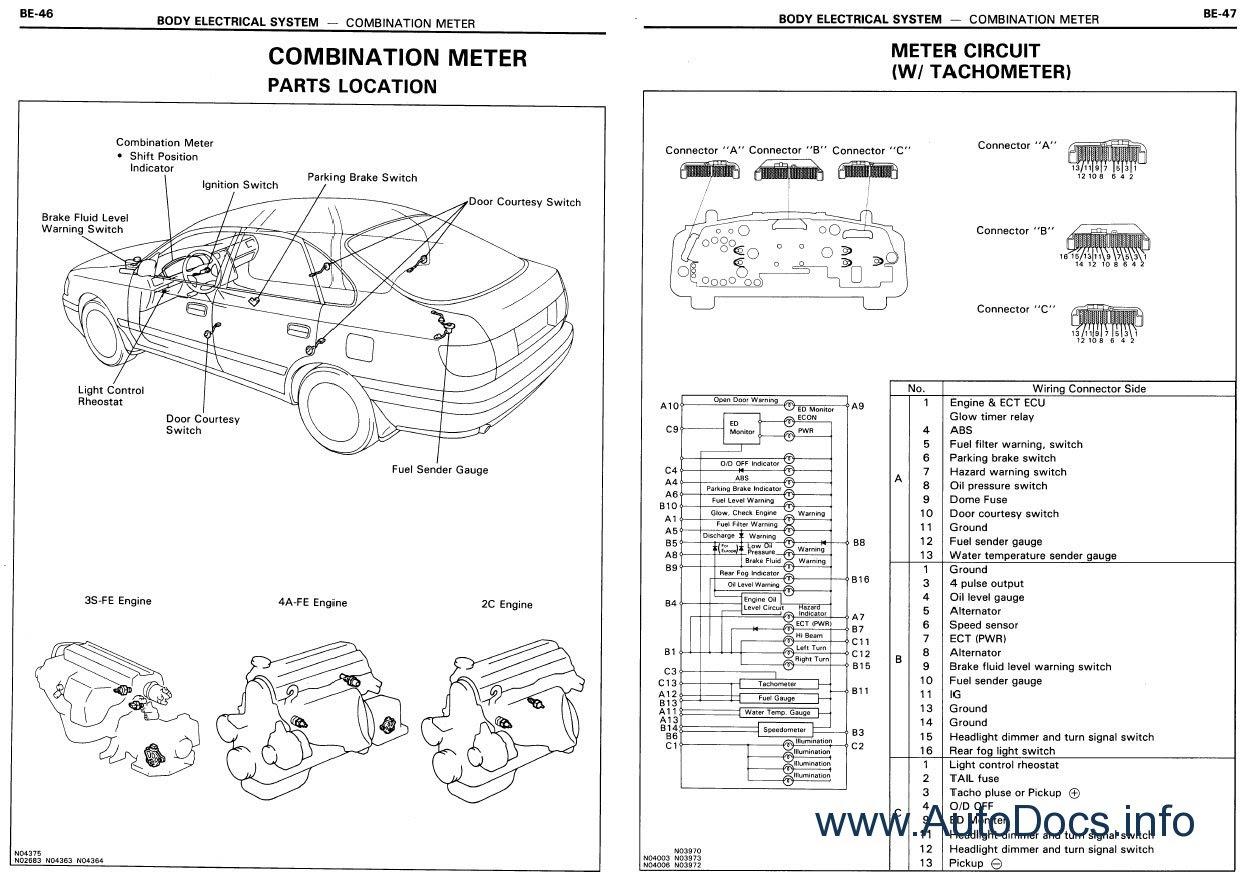 Diagram 1970s Toyota Corona Repair Manual Diagram Full Version Hd Quality Manual Diagram Performancewiring Aikikai Des Lacs Fr