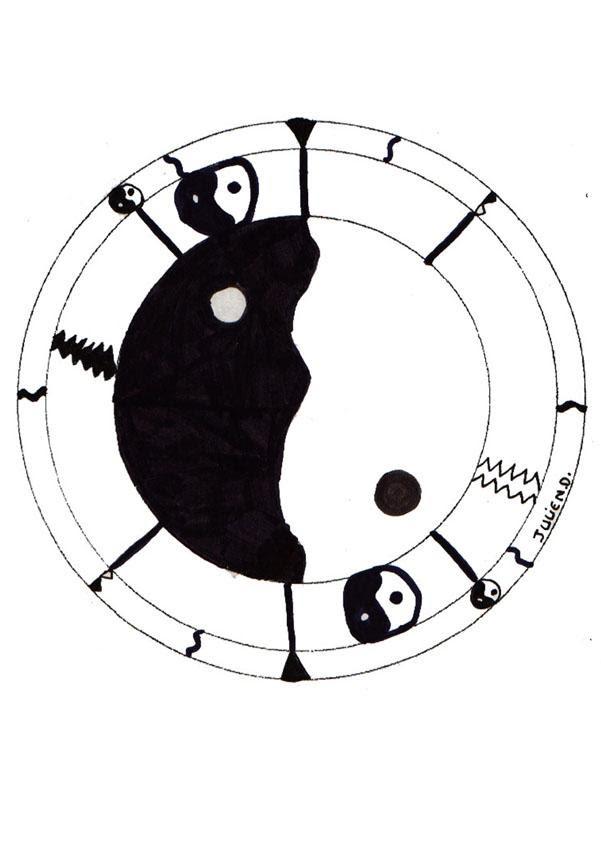 Dibujos Para Colorear Mandala Olas Y Lazos Eshellokidscom