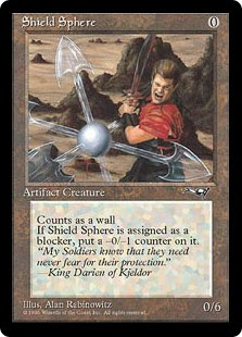 Shield Sphere
