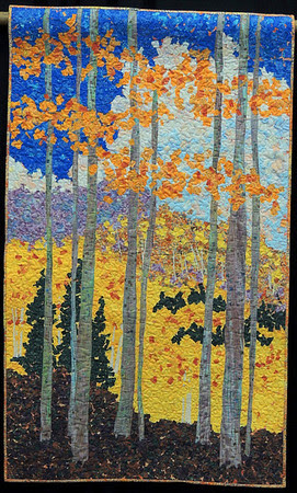 Aspen View by Peg Collins