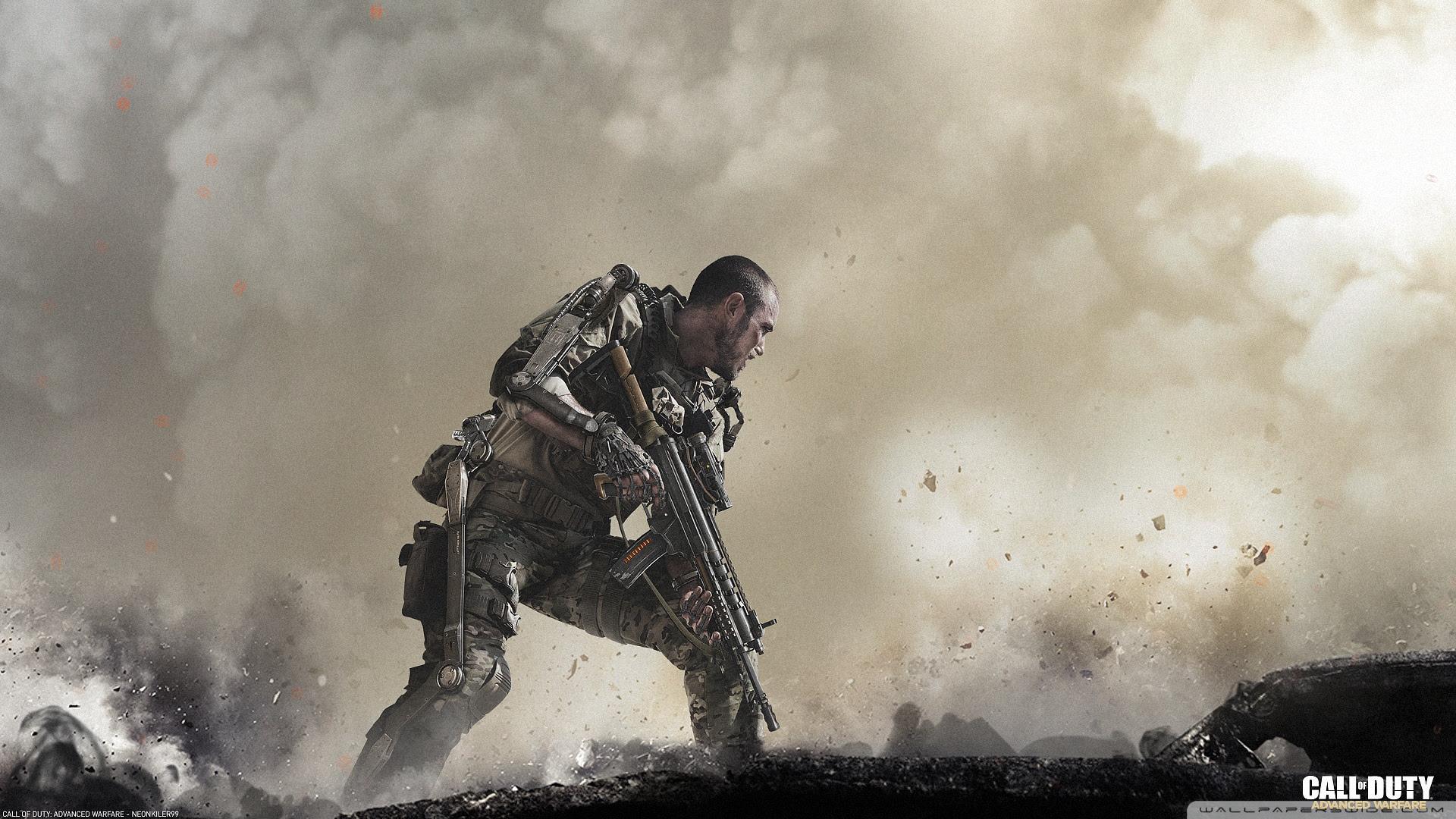 Call Of Duty Advanced Warfare Wallpaper 1920x1080 67336