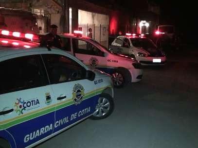 Guarda Municipal abordou dois homens em atitude suspeita e chegou à refinaria de droga Foto: Cloves Ferreira / vc repórter