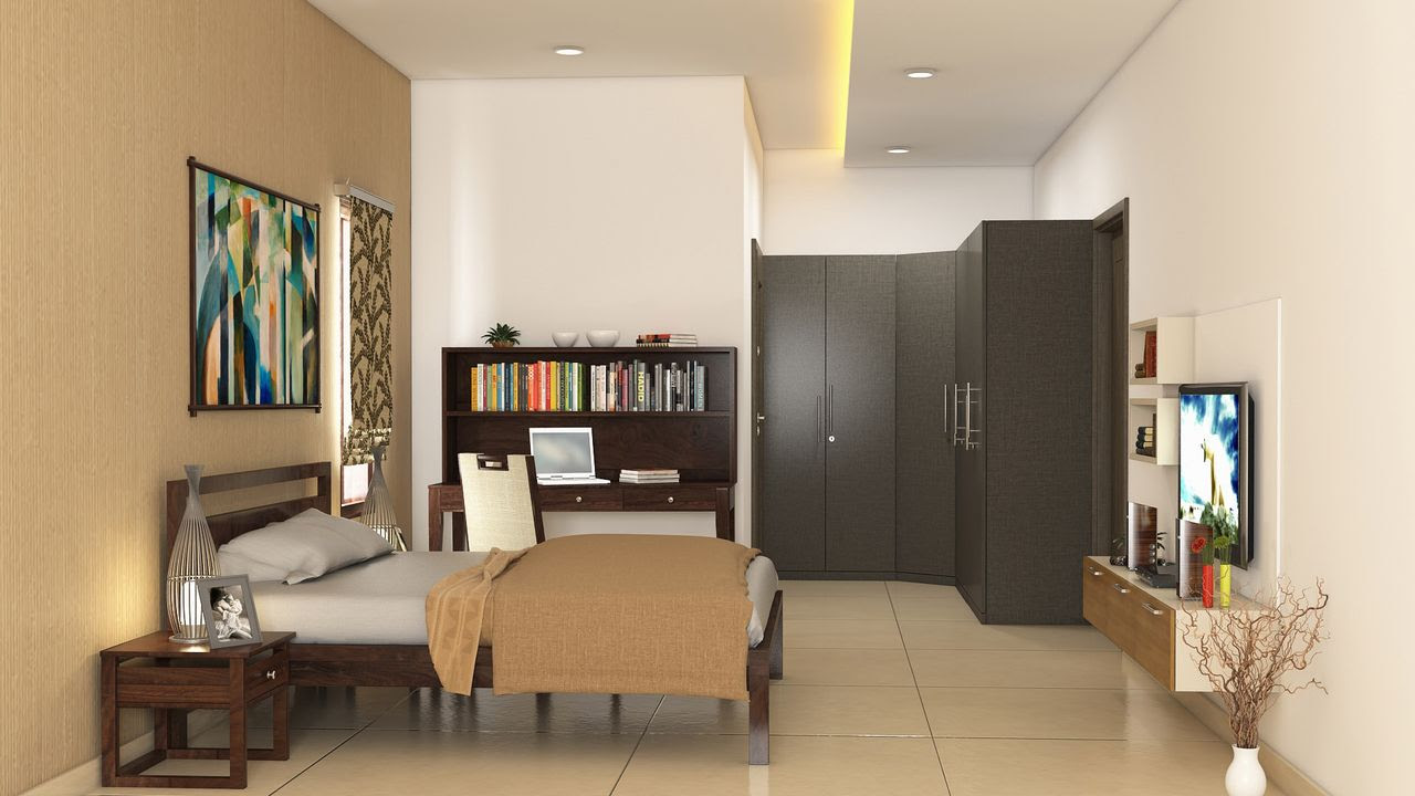 Way2nirman: 100 sq yds 20x45 sq ft west face house 1bhk ...