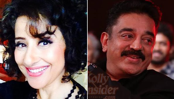Manisha Koirala approached for Kamal Haasan's next