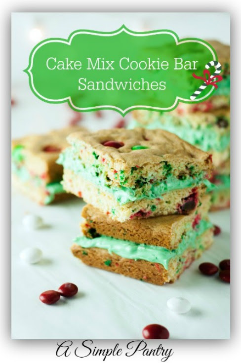 Cake-Mix-Cookie-Bar-Sandwiches-a-simple-pantry