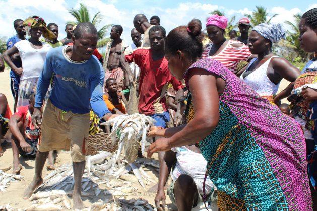 Ghana Coastal Community