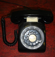 Phone at Deseronto archives