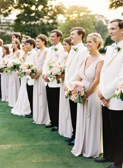 Southern White Tie Wedding   Blog   It Girl Weddings