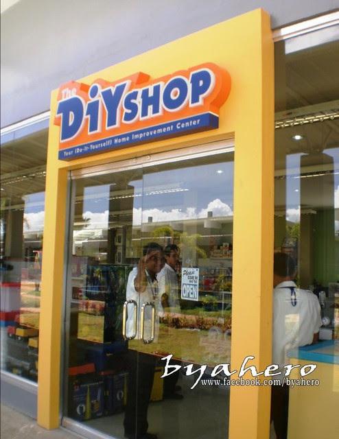 DIY Shop at LKY