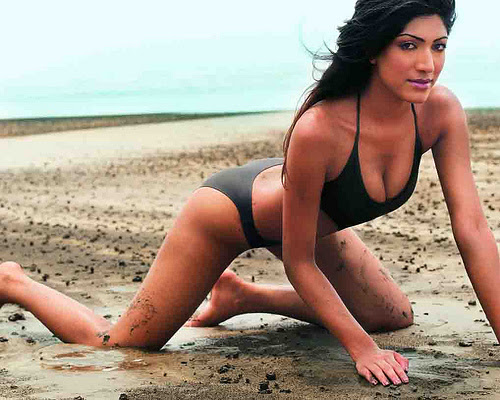 Sindhura Gadde Maxim India Bikini Photoshoot