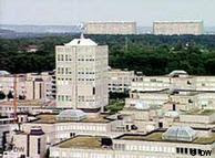 Το εργοστάσιο της Mercedes στη Στουτγάρδη