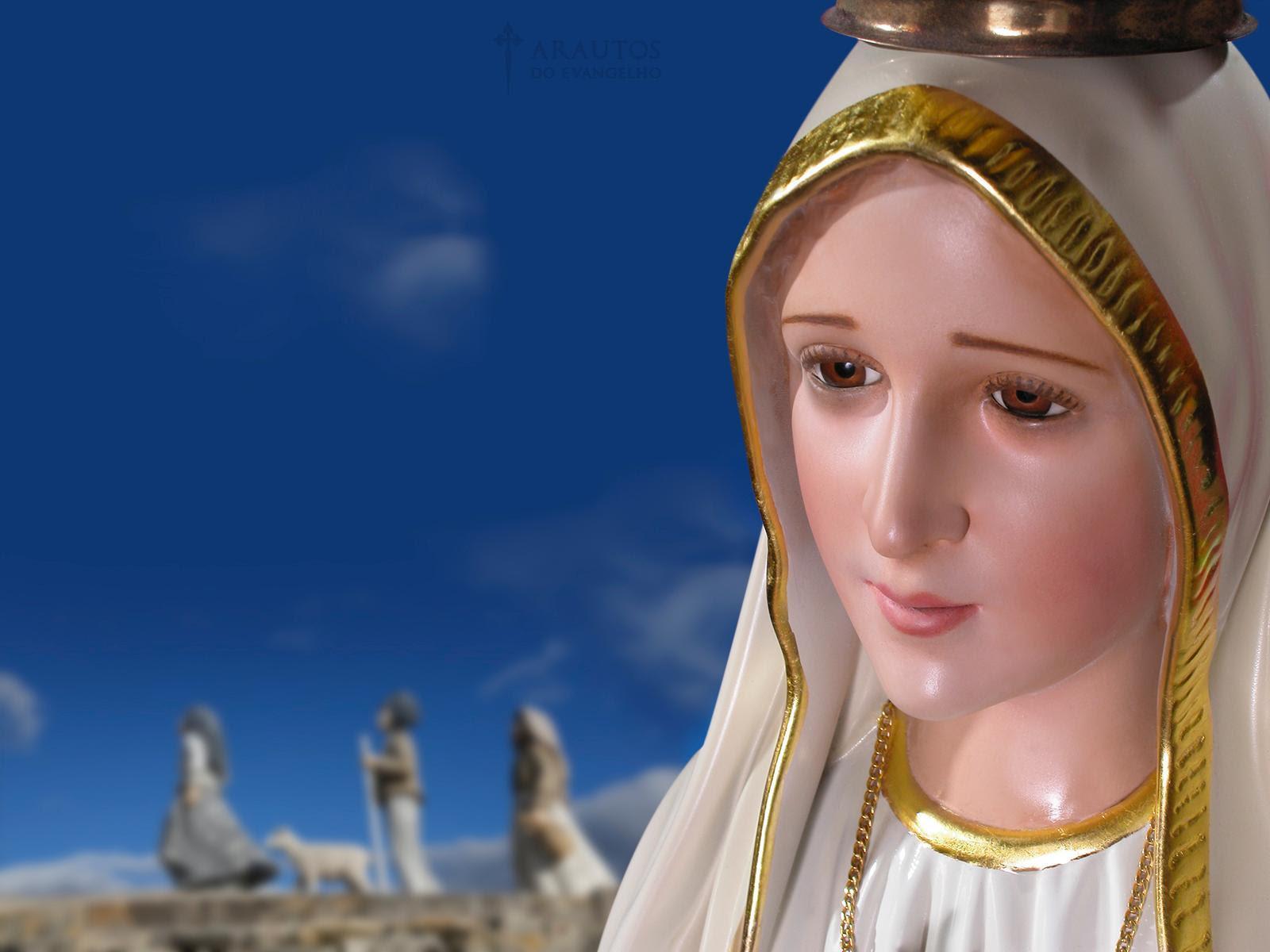 O Que Disse Nossa Senhora Em Fatima Na Terceira Aparicao