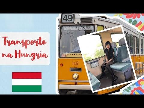 Transporte Público na Hungria - Como funciona?