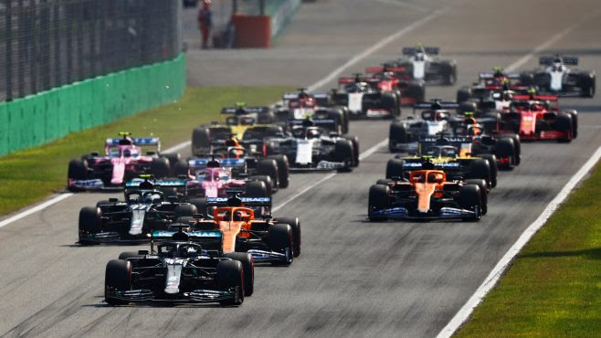 Session times confirmed for Italian GP – including F1 Sprint at Monza