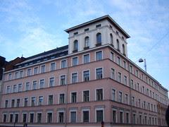 Tove Jansson asui tässä talossa
