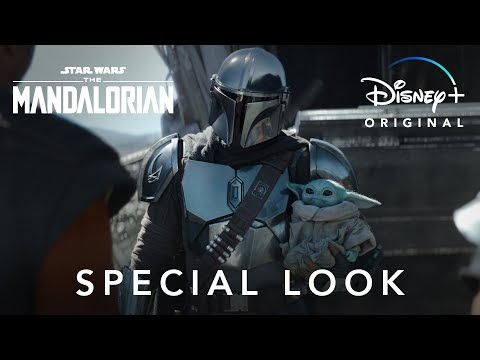 Special Look | The Mandalorian | Disney+