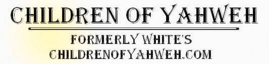 Children of Yahweh