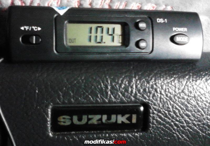 1996 Suzuki Sidekick Fuse Box