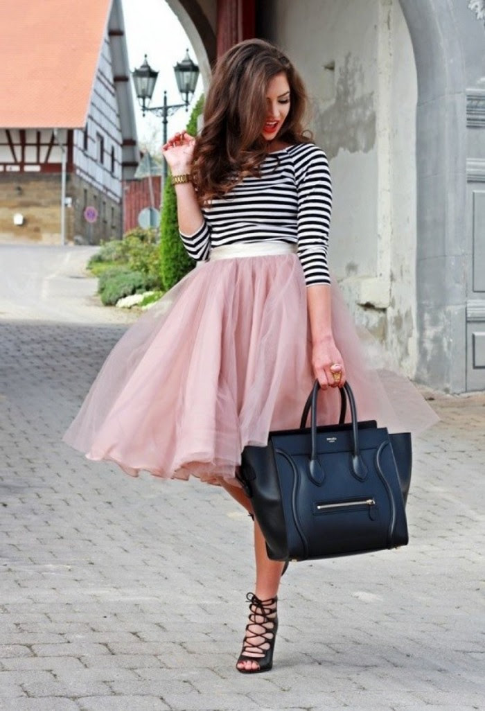 how to wear pink skirts 2020  fashiongum