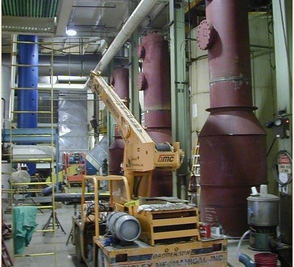 Brody's Welding and Mechanical Contractors, Inc. welding processes and mechanical inc