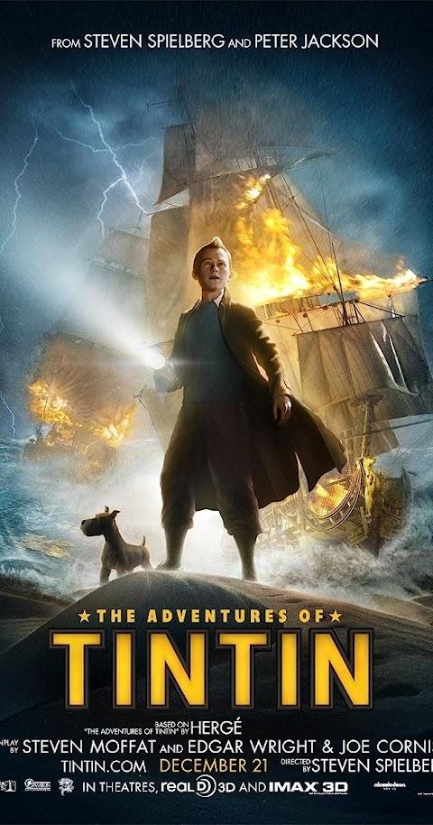 The Adventures of Tintin(2011) 480p 720p 1080p BluRay Dual Audio (Hindi+English) Full Movie