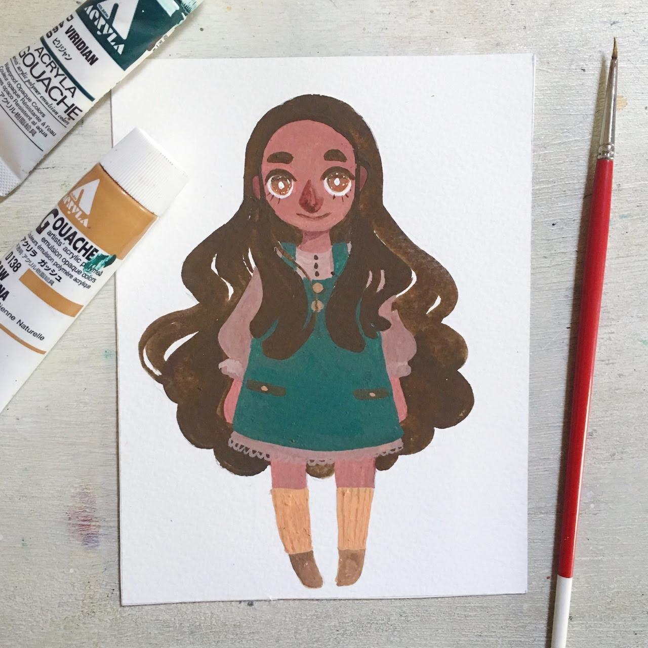 Connie doodle~