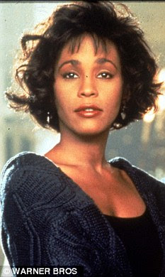 Legenda: Whitney será imortalizado na tela