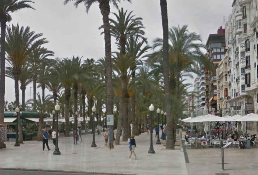 Explanada de Alicante
