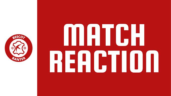 """Matthew Taylor: """"It's Not Good Enough"""""""