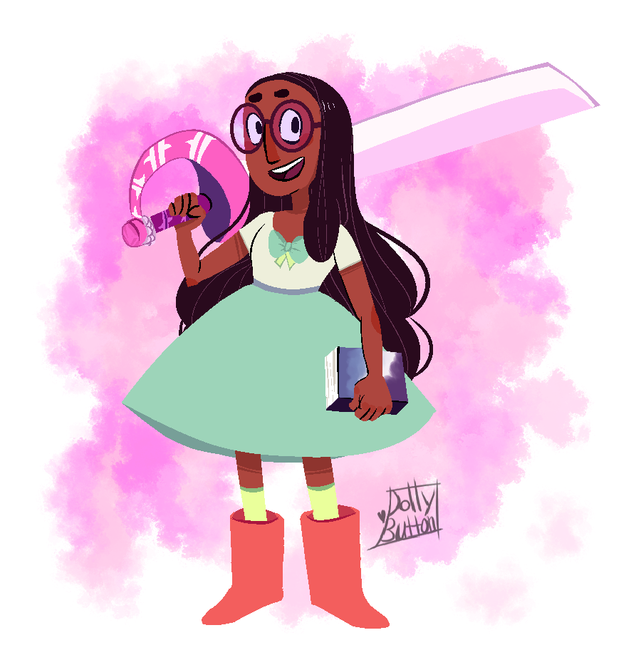 Connie is pretty great