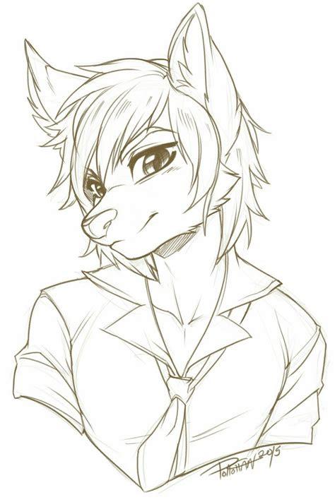 pin  aookami  furry furry drawing furry art animal