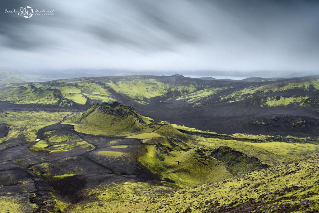 Impressionantes fotos aéreas das paisagens da Islândia 11